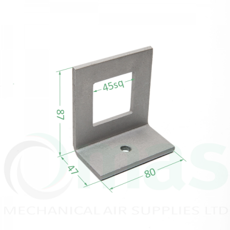 40 x 40 Window Beam Clamp