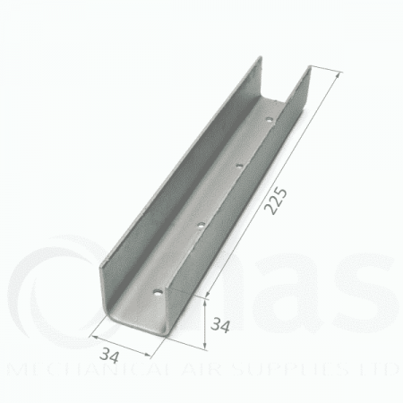 Internal Channel Connector Bracket 40x40 Channel