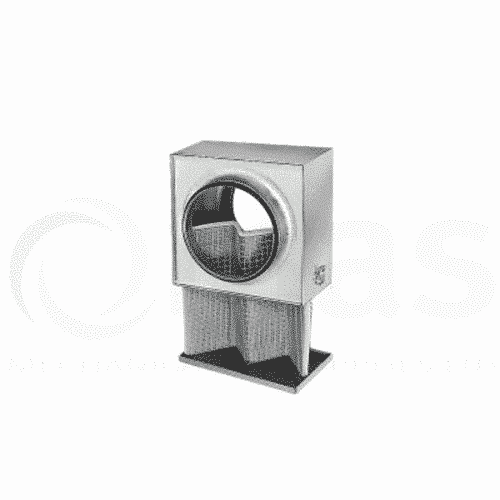 HELIOS LFBR CLASS G4 IN-LINE FILTER BOX FOR CIRCULAR DUCTING