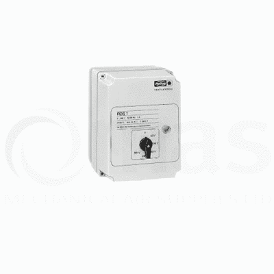 Helios RDS 7 5 Step 1 Amp 3-Phase Controller
