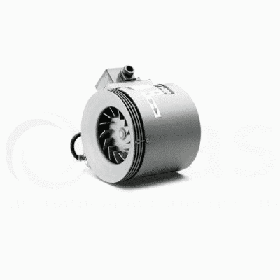 Helios RRK-250EX In-Line Centrifugal Plastic Cased Fan 250mm dia (Explosion Proof)