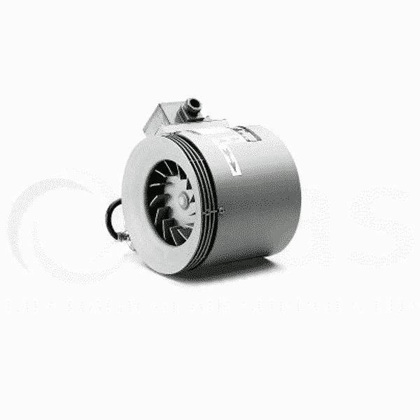 Exploion Proof Inline Blower Fan : Helios rrk ex in line centrifugal plastic cased fan