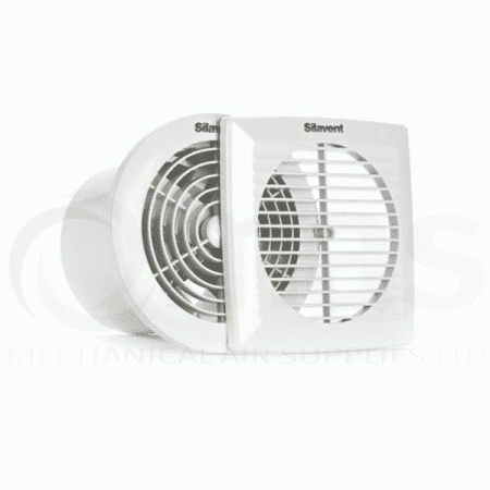 Inline duct fans whole house ventilation heat recovery bathroom extractor fans for Residential exhaust fans for bathrooms