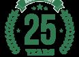 MAS 25th Anniversary Logo