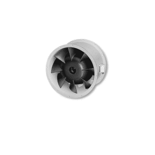 High Pressure In-line Fans