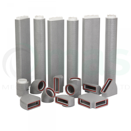 Verplas Self Seal Thermal Duct