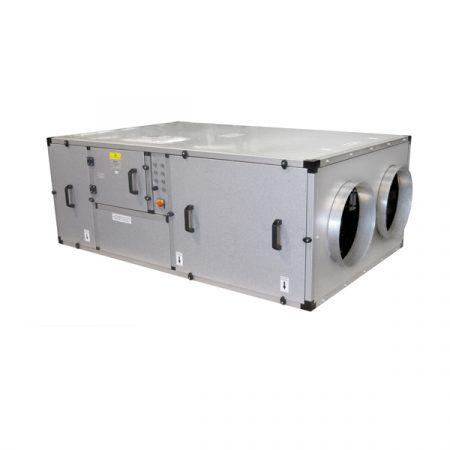 Sentinel Totus 2 Maxi Vent Axia D-ERV COmmercial MVHR