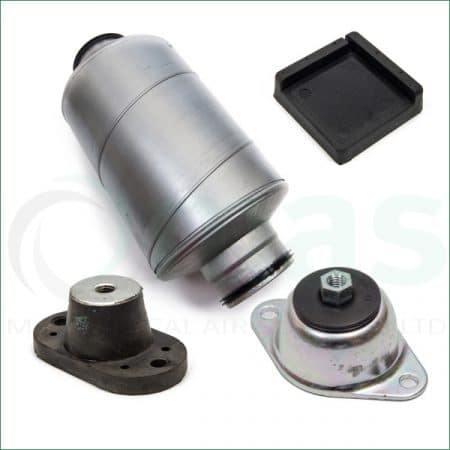 Attenuators & Anti Vibration