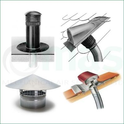 Roof Outlets / Cowls